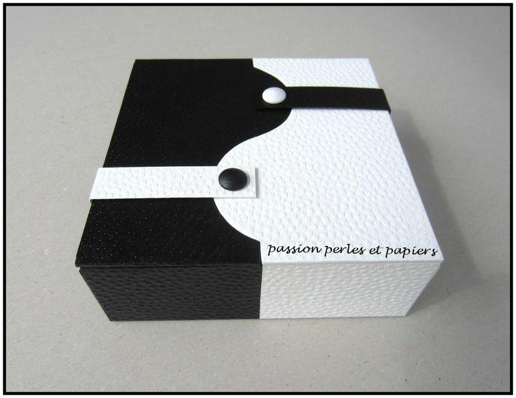 les 25 meilleures id es de la cat gorie cartonnage boite sur pinterest cartonage boite. Black Bedroom Furniture Sets. Home Design Ideas
