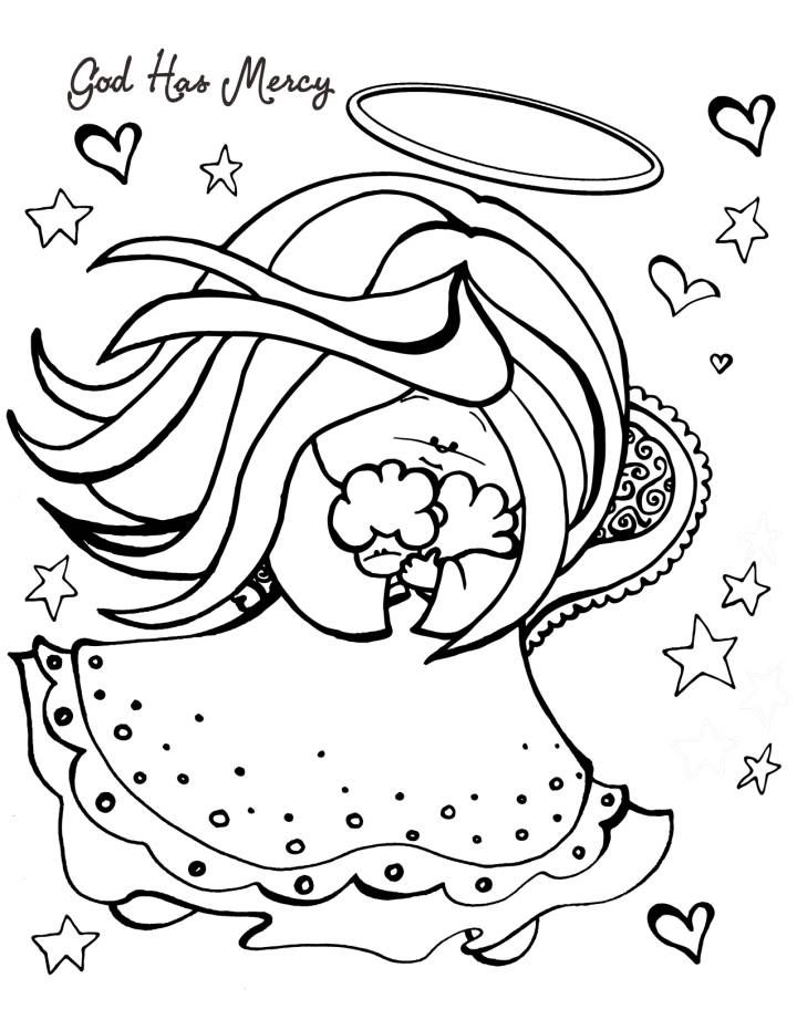 Bible Coloring Pages for Sunday School Lesson