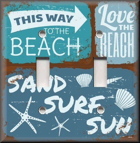 Ideas About Vintage Beach Signs On Pinterest Beach Signs Coastal