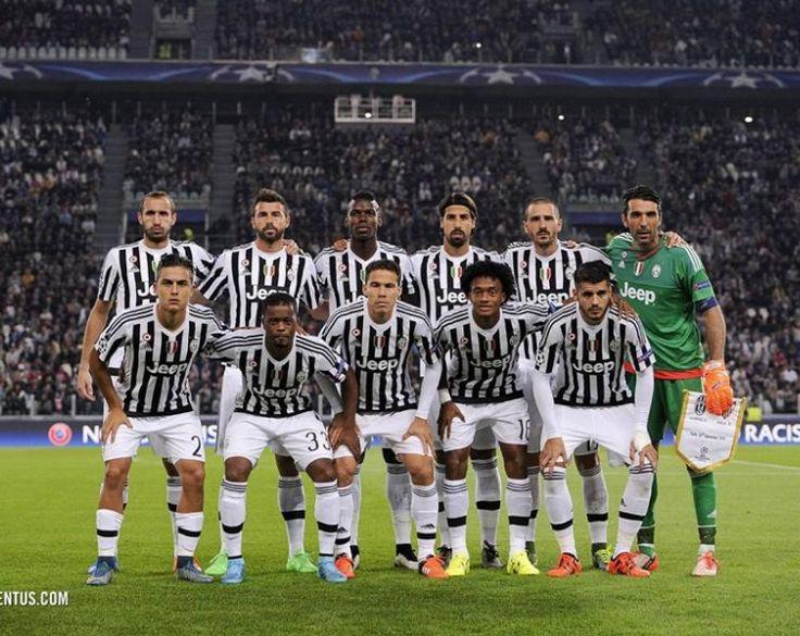 La formazione....Juventus Siviglia...