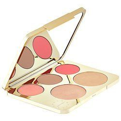 This limited-edition, Collection Face Palette features five shades of highlighter and blush to illuminate all skintones, allowing you to customize your looks. It includes two Highlighter shades, two Mineral Blush shades, and a Luminous Blush hue in Rosé Spritz for a pop of color. Mix and match the shades to create endless layers of light and color for your perfect, custom glow. This palette is perfect for achieving your own, glowing look.