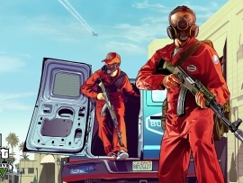 "Grand Theft Auto V, commonly shortened to GTA V, is an upcoming open world action-adventure video game being developed by games developer Rockstar North in the United Kingdom, and published by Rockstar Games.The game will be the first major title in the Grand Theft Auto series since Grand Theft Auto IV (2008), which started the fourth ""era"" in the series."