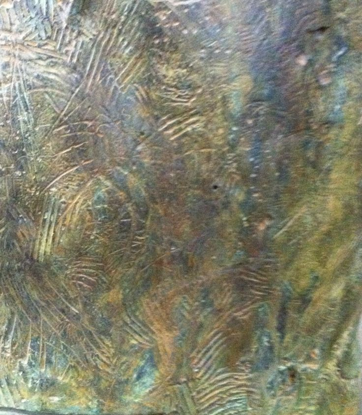 PATINA VERDE MOSSO - Fine art foundry Art'u'