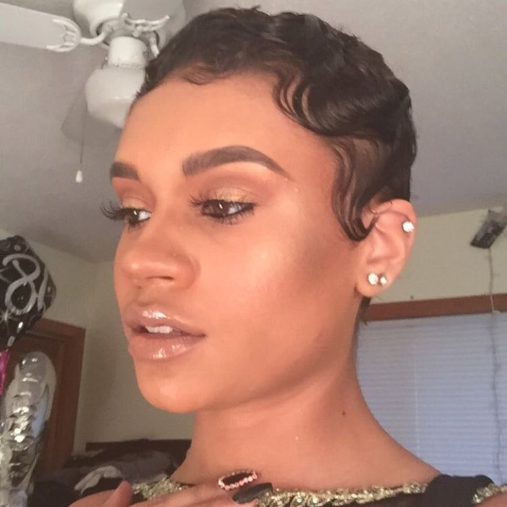 1000+ Ideas About Finger Waves Short Hair On Pinterest