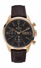 [$329.99 save 86%] Bulova Accutron Men's 64C106 Accu Swiss Murren Chronograph Leather Watch #LavaHot http://www.lavahotdeals.com/us/cheap/bulova-accutron-mens-64c106-accu-swiss-murren-chronograph/228054?utm_source=pinterest&utm_medium=rss&utm_campaign=at_lavahotdealsus
