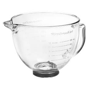 KitchenAid® Glass Bowl Stand Mixer Accessory- K5GB
