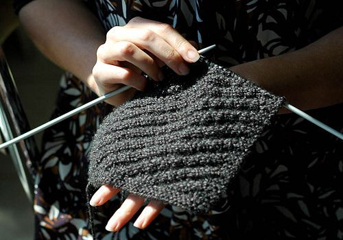 How to Knit a Dishcloth: 7 Steps (with Pictures) - wikiHow