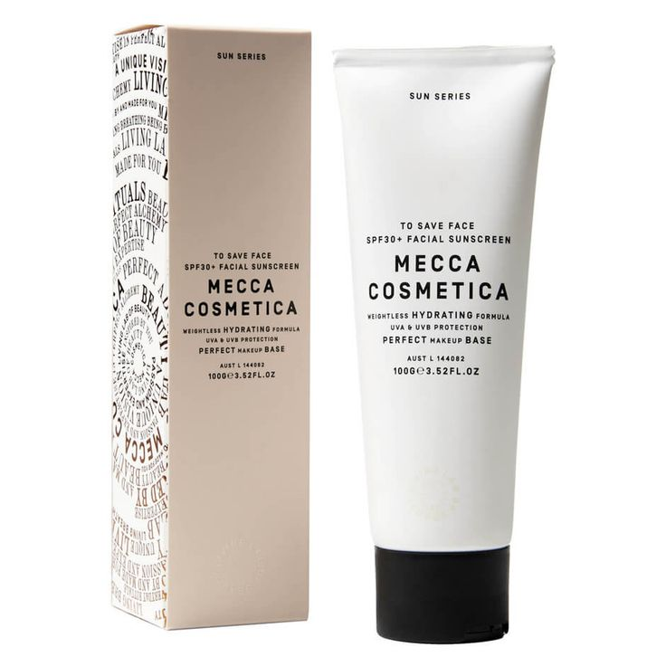 Mecca Cosmetica - To Save Face SPF 30 - 100ml