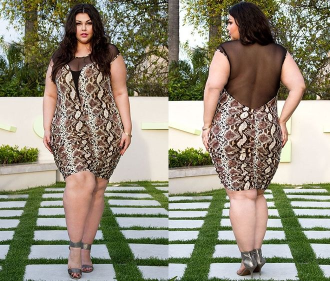 In addition, using size 10 to 12 models for plus-size campaigns isn't representative of what plus-size shoppers want to see. Considering the average size for women in America is around size 14 according to a study, there's really a discrepancy.