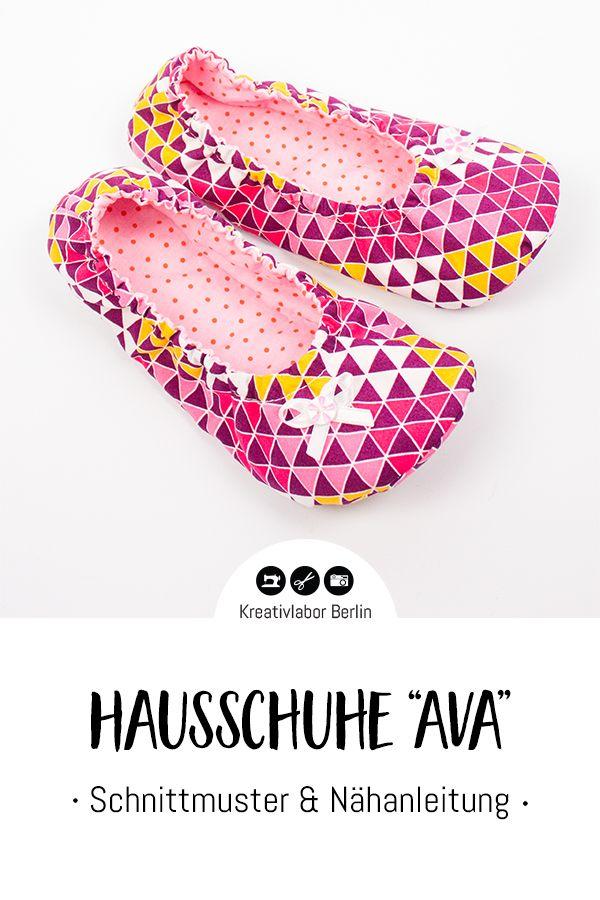 """Hausschuhe """"Ava"""""""