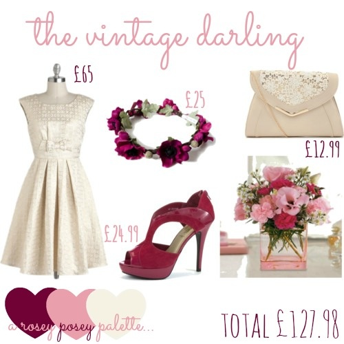 Fearless Brides Fashion Blogger Challenge: Spring-inspired bridesmaid outfit by Being Erica