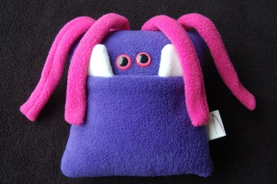 Tooth Fairy pillow. Finally found a pillow I absolutely LOVE! Jenna has a very loose (first) tooth and she will be thrilled to come home from school tomorrow and see this cute thing on her bed!