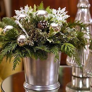 Homemade Christmas Centerpiece Ideas | Christmas Centerpiece Ideas