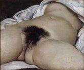 Gustave Courbet (1819-1877) L'origine du monde 1866 Huile sur toile H. 46 ; L. 55 cm © RMN-Grand Palais (Musée d'Orsay) / Hervé Lewandowski