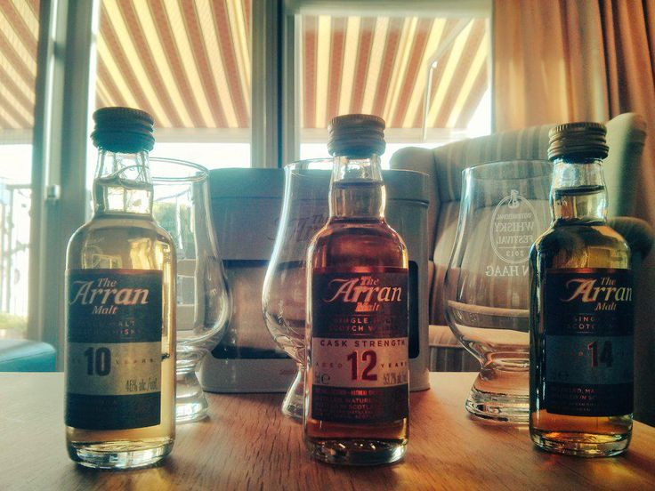 """Marco's Whiskies op Twitter: """"Whisky Tasting @Arranwhisky : Tonight ..."""