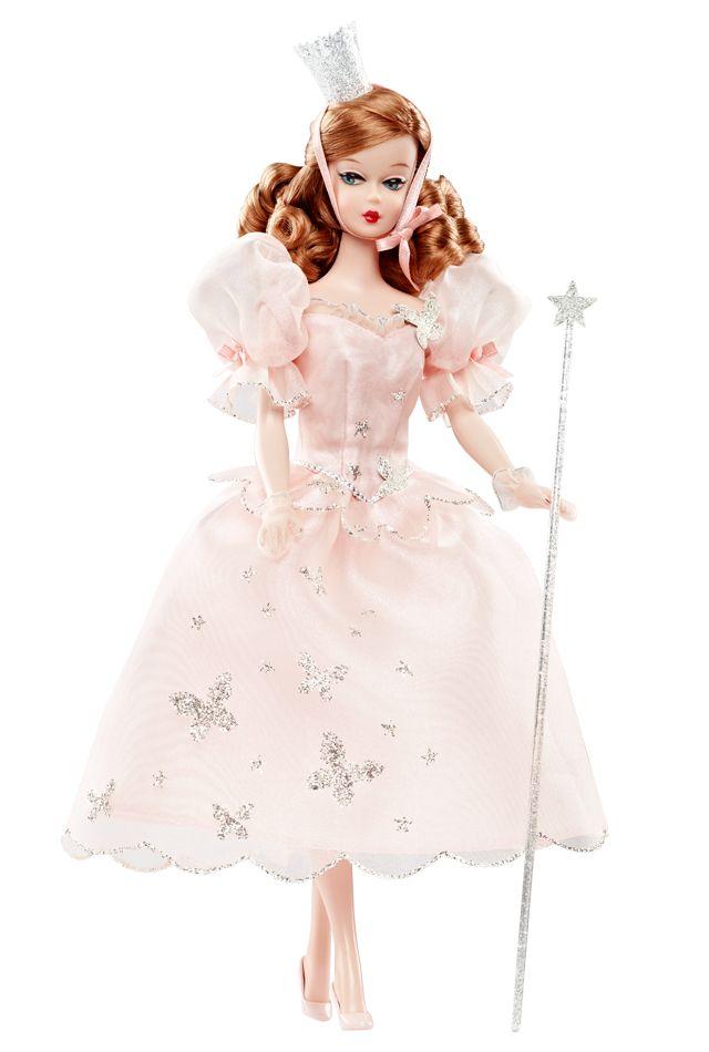 The Wizard of Oz Glinda Barbie Doll  - Pop Culture - 2010 The Wizard of Oz Collection - Barbie CollectorCollector