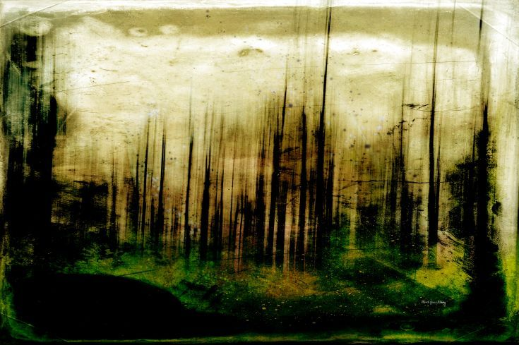 ARTFINDER: Light After Dark by Randi Grace Nilsberg - Photo captured with camera movement and enhanced with textures.  Printed on Hahnemühle Fine Art Premium K3 Epson, Fine Art Pearl.  From a limited edition o...