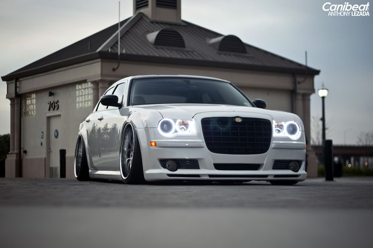 ◆ Visit ~ MACHINE Shop Café ◆ VIP Modular Wheels on Chrysler 300's - visit StanceWorks