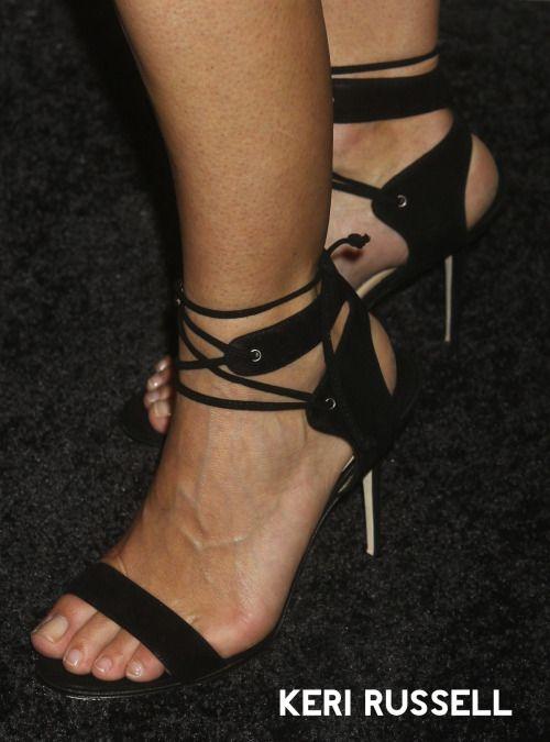 celebped:  Keri Russell Feet