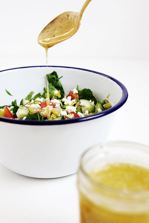 Italian Summer Salad   @thefauxmartha
