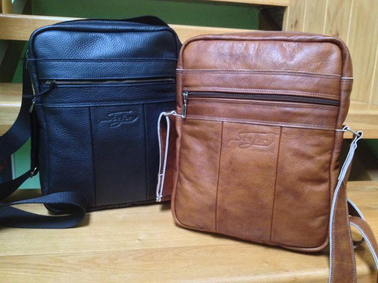 Leather bags. http://www.sashe.sk/StefanKrajcovic/detail/kozena-taska-sport http://www.sashe.sk/StefanKrajcovic/detail/kozena-taska-sport-1