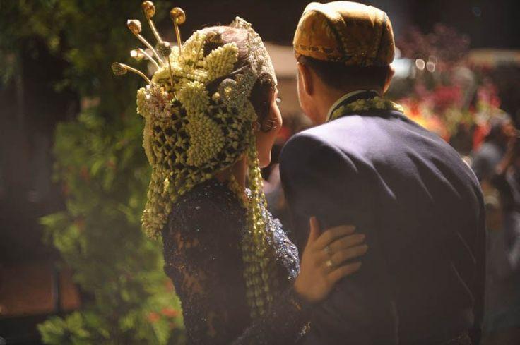 Pernikahan Adat Sunda Tasya dan Andy di Jakarta