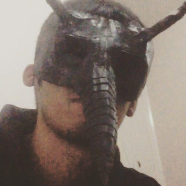 Ibong Adarna of Darkness (Unfinished Mask) Song: PLAYMA - Guitar Anthem (feat. 4Kuba)  #darkbird #mask #concept #original #originalart #originalidea #horn #horns #beak #masquerade #paper #black #bark #darkness #evil #smile #dubstep #myticalcreature #mythical #myth #creature #ibon #ibongadarna