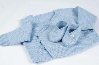 Woman's Weekly knitting pattern