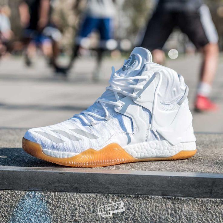 Adidas D Rose 7 Primeknit. Basketball performance  machine par excellence.  @ kickz.com