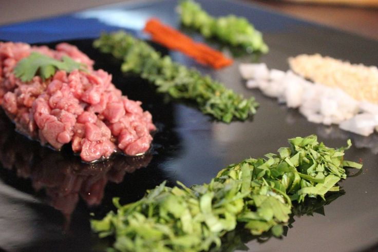 Larb Steak tartare