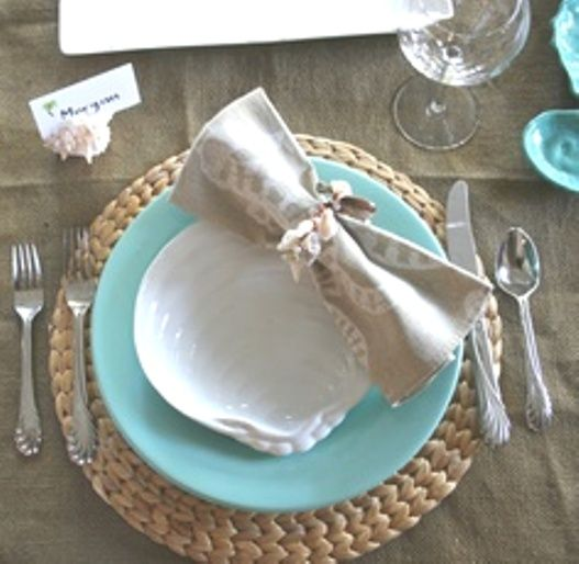 pretty ideas to make your summer entertaining easy