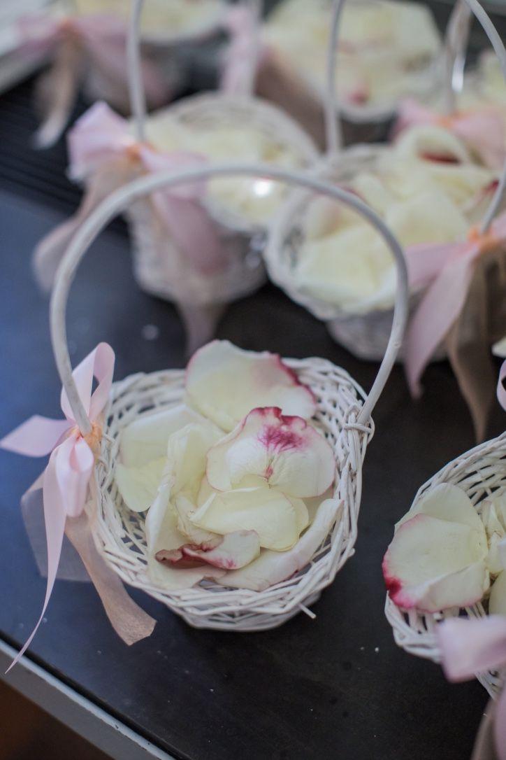 Blumenkörbchen für die Kids http://www.festefeiern.by/ Fotografie ...