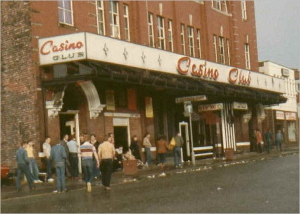 Wigan Casino, Lancashire UK