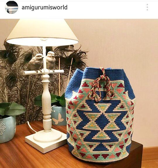 "387 Likes, 1 Comments - @wayuu_plenty on Instagram: ""14 Eylül Ankara Workshop' a katılan @amigurumisworld ' ün wayuusu 👏👏 İtinalı harika bir çalışma…"""