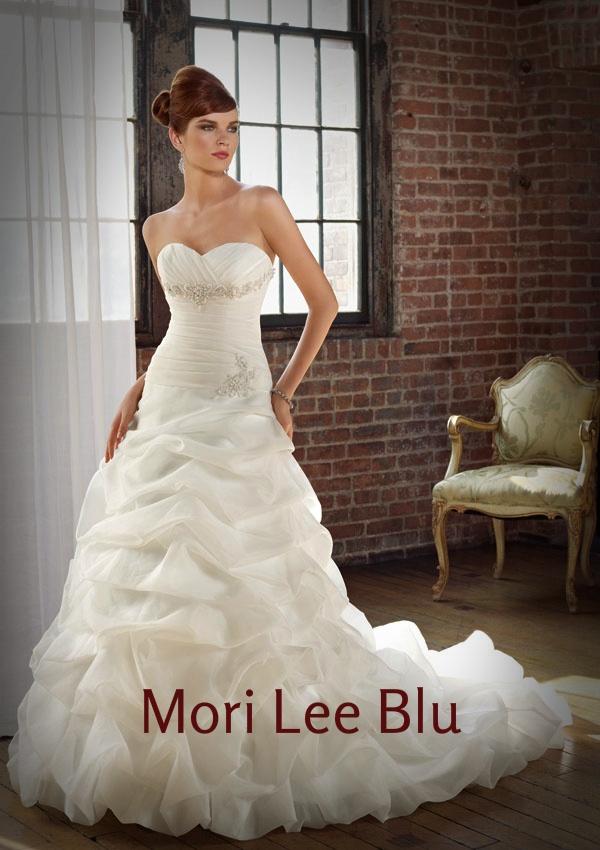 5bef2a83009099e68aea7e9d3e8eb3f5  organza wedding dresses dress wedding - Mori Lee Wedding Dresses