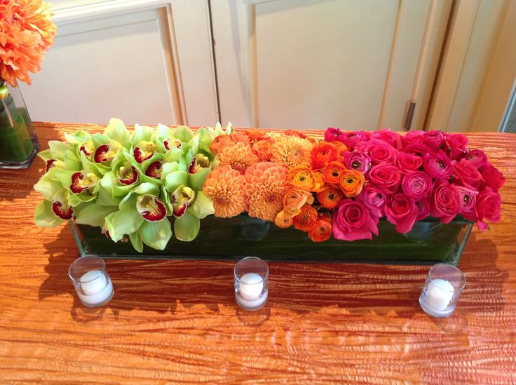Best images about ombre wedding floral designs on