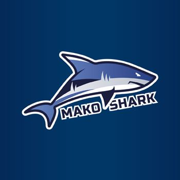 Shark logo design by Paul Cristian at Coroflot.com