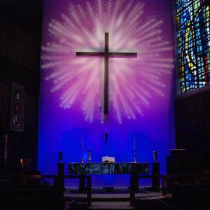 Easter Sunrise Service - St. John's Lutheran Church, Glen Arm, MD #housesofworship