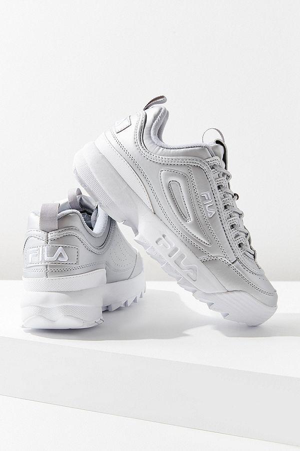 FILA Disruptor II Metallic Sneaker