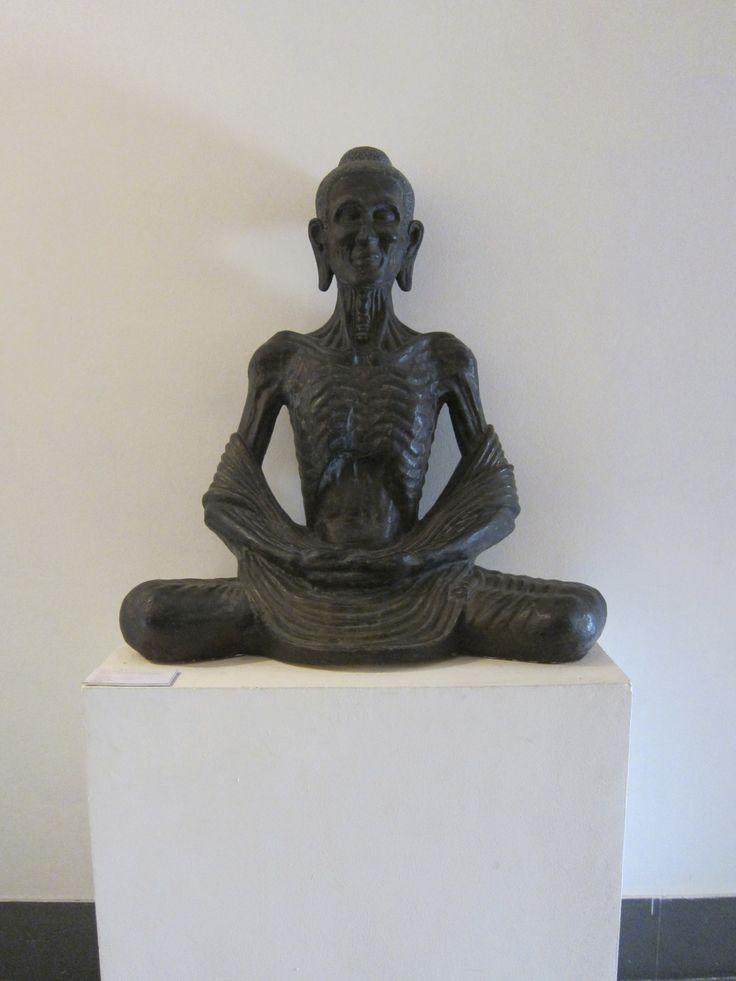 Skinny Buddha #buddhist #vietnam #hanoi
