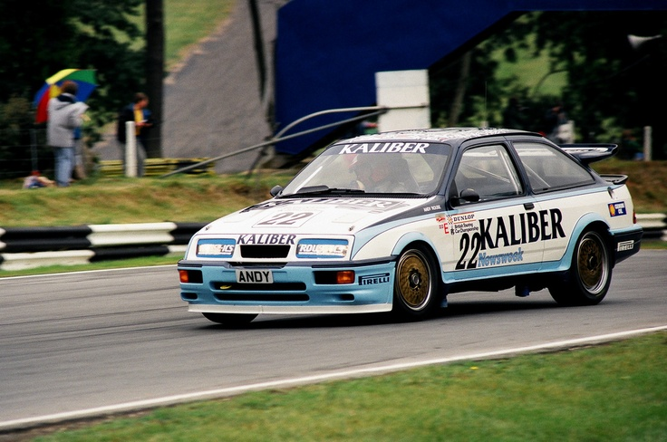 Probably the scariest cars to come out of the BTCC - towards the end of the it's life the Sierra Cosworth's were pushing upwards of 550hp