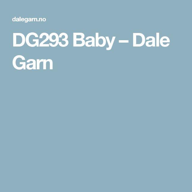 DG293 Baby – Dale Garn