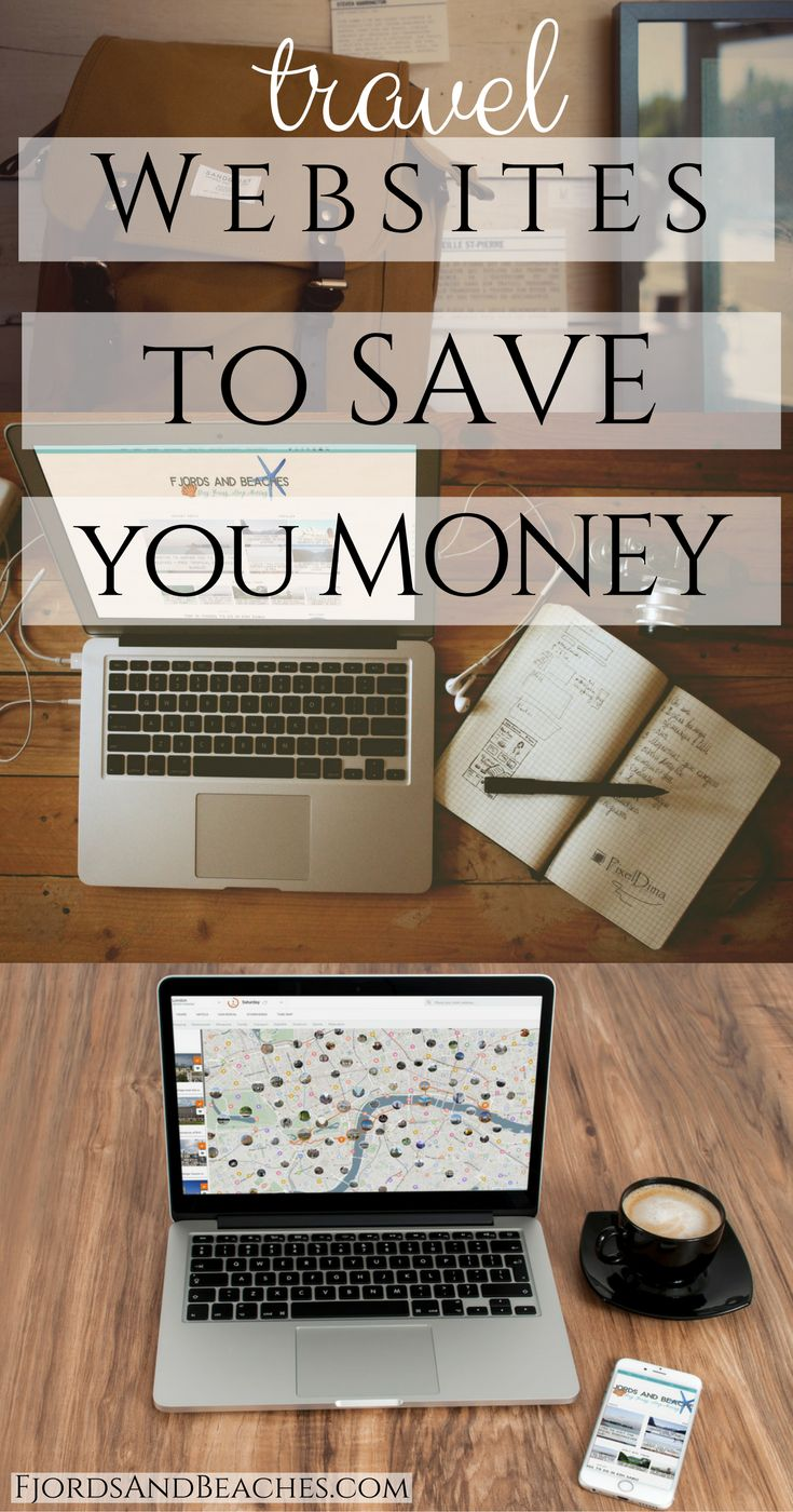 websites to save you money on travel. Travel websites to save money. Save money.