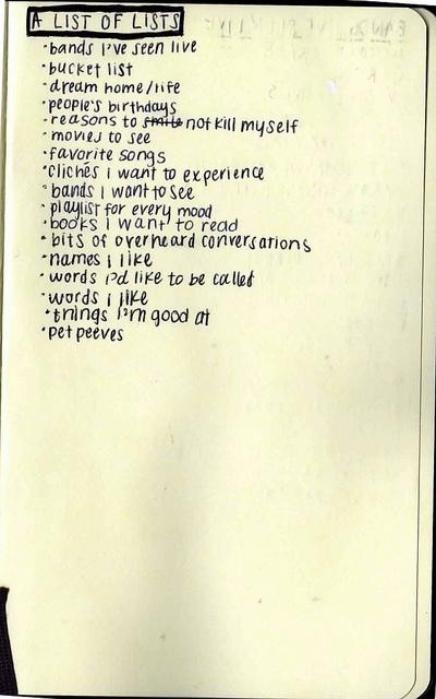 ~ Journaling