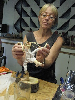 The Art Of My Clay: A sculpting workshop with Kate Church