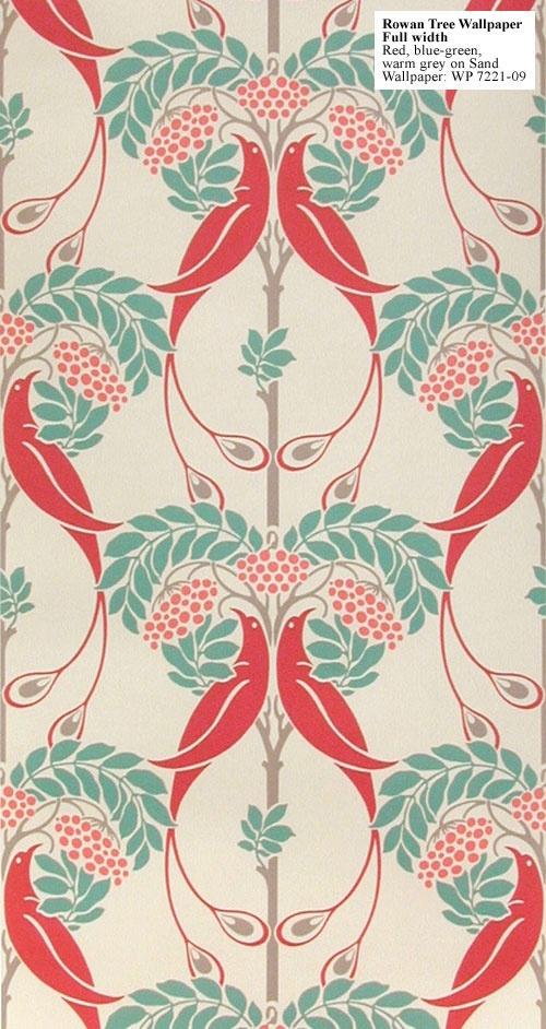 Rowan tree wallpaper.