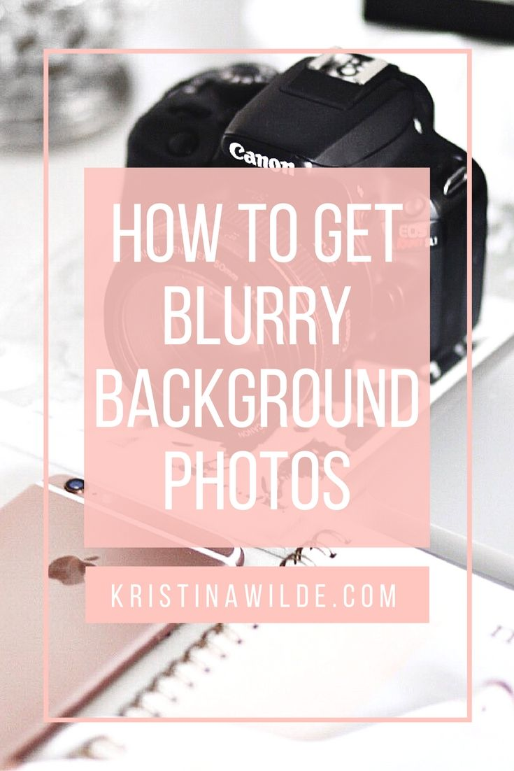 What Lens Is Best For Blogging Starting a blog? Not sure what lens to buy? Want blurry background photos? Looking to upgrade your camera but not sure where to start? Take the stress out of starting a new blog and buy the right lens first! Everything you need to know about getting those blurry background photos for your fashion, beauty or lifestyle blog. www.kristinawilde.com
