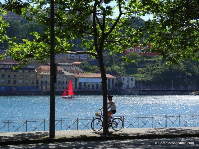 Au bord du Douro-Porto