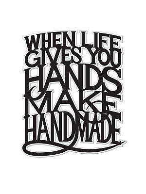 Make handmade!: Decor Ideas, Diy Fashion, Hands Made, Diy Gifts, Handmade Headbands, Handmade Gifts, Handmade Crafts, Handmade Journals, Handmade Jewelry