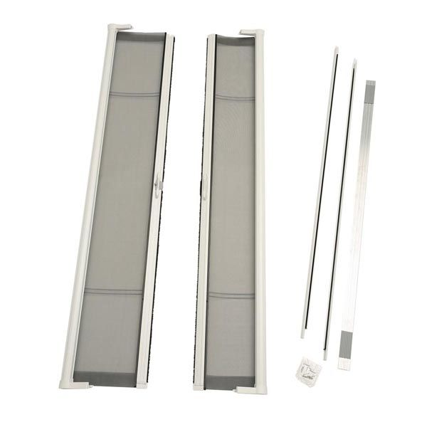 Odl Brisa Premium Retractable Screen Kit For 80 In Inswing Hinged